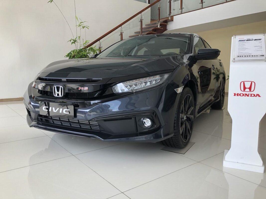 Xe Honda Civic – Xe bán chạy nhất mọi thời đại