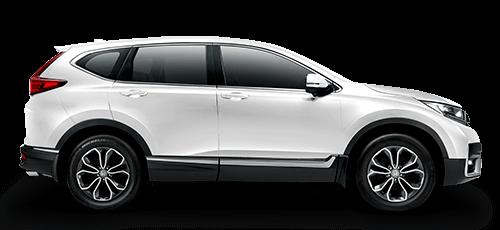 Xe CRV 2022 màu trắng