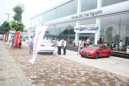 đại lý bán Honda CRV Thái Nguyên