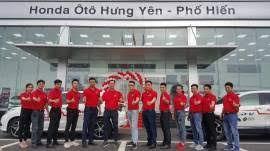 đại lý bán xe Honda Civic Hưng Yên