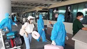 Chuyến bay hồi hương cho người Việt