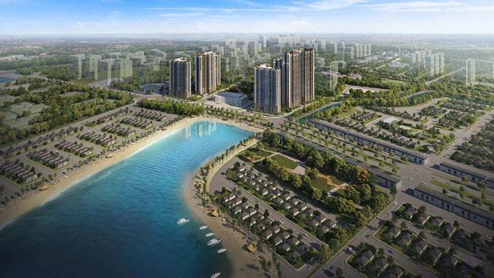 dự án Masteri Waterfront